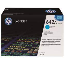 HP CB401A (No.642A) CY cián (kék) (CY-Cyan) eredeti (gyári, új) toner