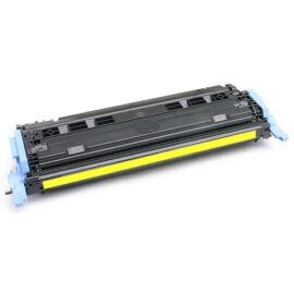 HP Q6002A (No.124A) YL sárga (YL-Yellow) kompatibilis (utángyártott) toner