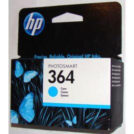 HP CB318AE (No.364) CY cián (kék) (CY-Cyan) eredeti (gyári, új) tintapatron