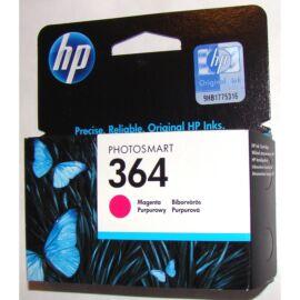 HP CB319AE (No.364) MG bíbor (piros) (MG-Magenta) eredeti (gyári, új) tintapatron