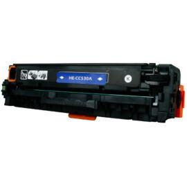 HP CC530A BK (No.304A) fekete (BK-Black) kompatibilis (utángyártott) toner