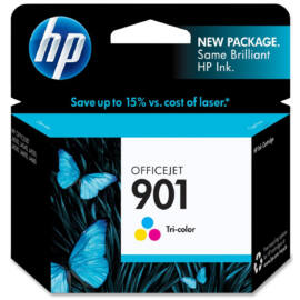 HP CC656AE (No.901) C színes (C-Color) eredeti (gyári, új) tintapatron