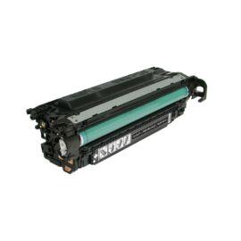 HP CE250A (No.504A) BK fekete (BK-Black) kompatibilis (utángyártott) toner