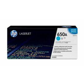 HP CE271A (No.650A) CY cián (kék) (CY-Cyan) eredeti (gyári, új) toner