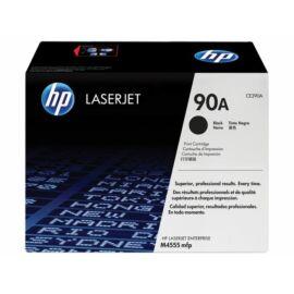 HP CE390A (No.90A) BK fekete (BK-Black) eredeti (gyári, új) toner