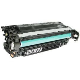 HP CE400X (No.507X) BK fekete (BK-Black) nagy kapacitású kompatibilis (utángyártott) toner