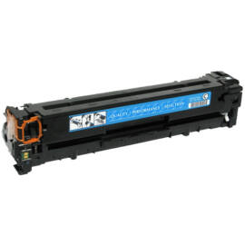 HP CE411A (No.305A) CY cián (kék) (CY-Cyan) kompatibilis (utángyártott) toner