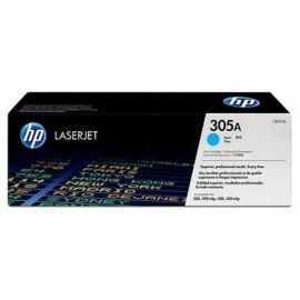 HP CE411A (No.305A) CY cián (kék) (CY-Cyan) eredeti (gyári, új) toner