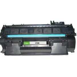 HP CF280X (No.80X) BK fekete (BK-Black) nagy kapacitású kompatibilis (utángyártott) toner