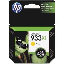 HP CN056AE (No.933 XL) YL sárga (YL-Yellow) nagy kapacitású eredeti (gyári, új) tintapatron