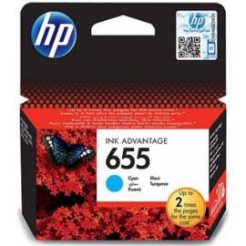 HP CZ110AE (No.655) CY cián (kék) (CY-Cyan) eredeti (gyári, új) tintapatron