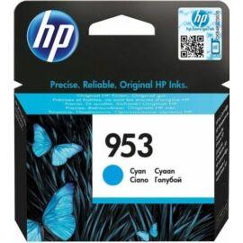 HP F6U12AE (No.953) CY-Cyan cián-kék eredeti (gyári, új) tintapatron