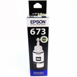 Epson T6731 BK fekete (BK-Black) eredeti (gyári, új) tinta