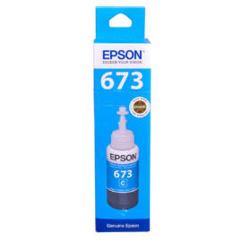 Epson T6732 CY cián (kék) (CY-Cyan) eredeti (gyári, új) tinta