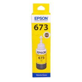 Epson T6734 YL sárga (YL-Yellow) eredeti (gyári, új) tinta
