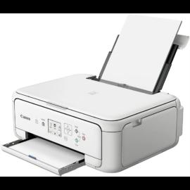 Nyomtató multi tintasugaras Canon TS5151 fehér Wifi (PG540/CL541, PG540XL/CL541XL)