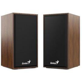 Genius hangszóró SP-HF180 2.0 fadobozos wood (USB)