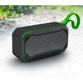Bluetooth hangszóró Epoch EBS-505 green kerékpáros tartóval