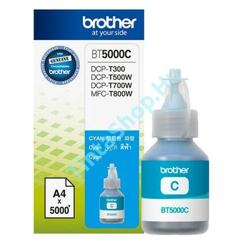 Brother BT5000 CY cián kék (CY-Cyan) eredeti (gyári, új) tintapatron