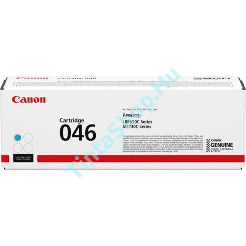 Canon CRG-046 CY cián (kék) (CY-Cyan) eredeti (gyári, új) toner