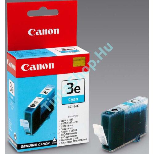 Canon BCI-3 CY cián (kék) (CY-Cyan) eredeti (gyári, új) tintapatron