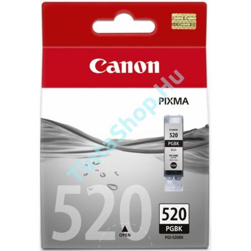 Canon PGI-520 BK  fekete (BK-Black) eredeti (gyári,új) tintapatron