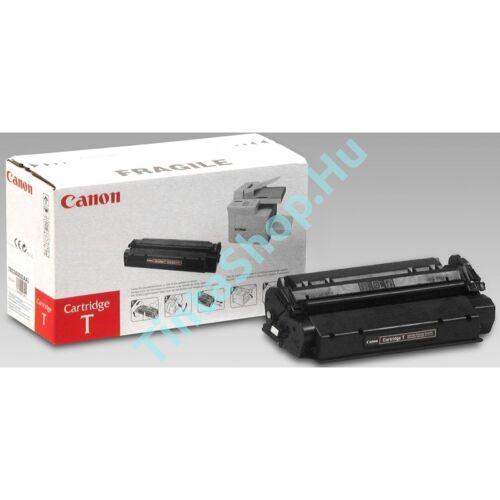Canon T BK fekete (BK-Black) eredeti (gyári, új) toner