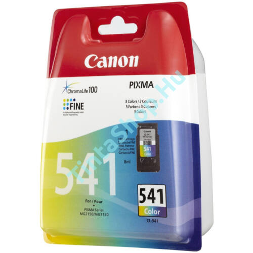 Canon CL-541 színes (C-Color) eredeti (gyári, új) tintapatron