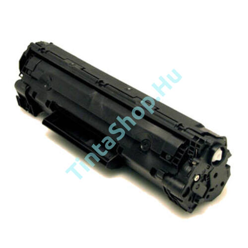 Canon CRG-728 BK fekete (BK-Black) kompatibilis (utángyártott) toner