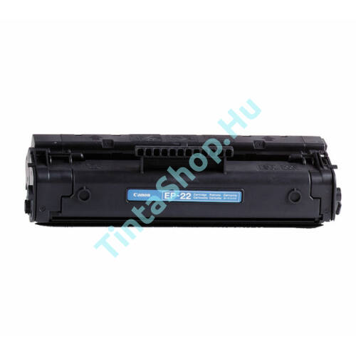 Canon EP-22 BK fekete (BK-Black) kompatibilis (utángyártott) toner