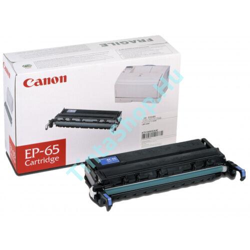 Canon EP-65 BK fekete (BK-Black) eredeti (gyári, új) toner