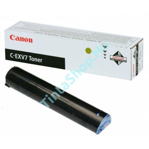 Canon IR 1200 (C-EXV 7)  BK fekete (BK-Black) eredeti (gyári, új) toner