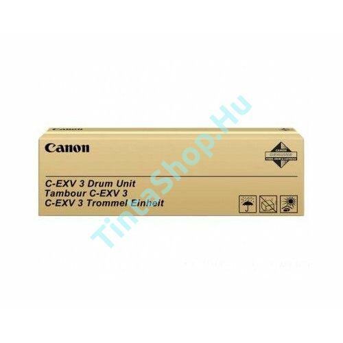 Canon IR 2200 (C-EXV 3) BK fekete (BK-Black) eredeti (gyári, új) dobegység