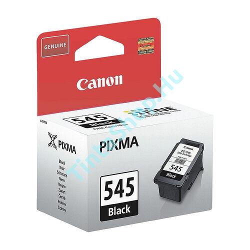 Canon PG-545 BK fekete (BK-Black) eredeti (gyári, új) tintapatron
