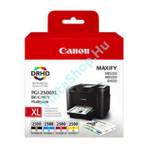 Canon PGI-2500 XL BCMY eredeti (gyári, új) multipack