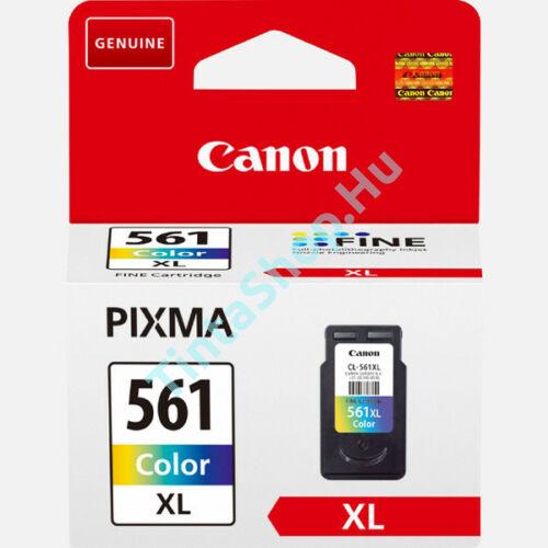 Canon CL-561 C XL színes (C-Color) nagy kapacitású eredeti (gyári, új) tintapatron