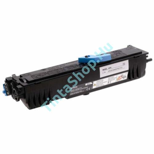 Epson S050521 (M1200) BK fekete (BK-Black) kompatibilis (utángyártott) toner