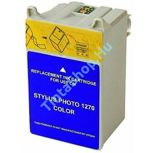Epson T009 C színes (C-Color) kompatibilis (utángyártott) tintapatron