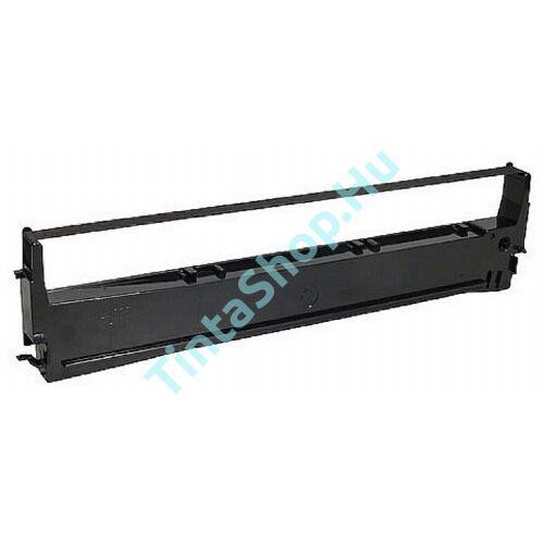 Epson LQ 400 / LQ 800 / FX 850 BK fekete (BK-Black) kompatibilis (utángyártott) festékszalag