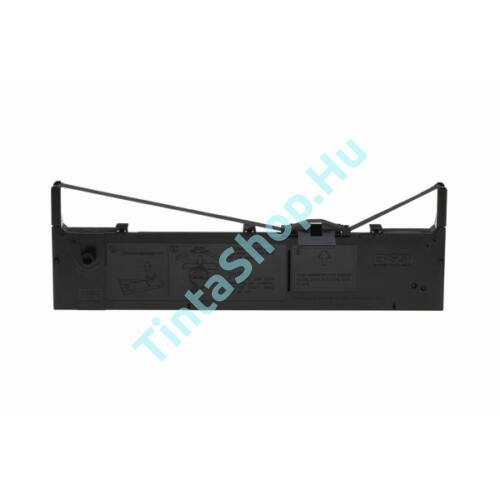Epson FX 980 (S015091) BK fekete (BK-Black) kompatibilis (utángyártott) festékszalag
