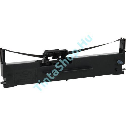 Epson LQ 630 (S015307) BK fekete (BK-Black) kompatibilis (utángyártott) festékszalag