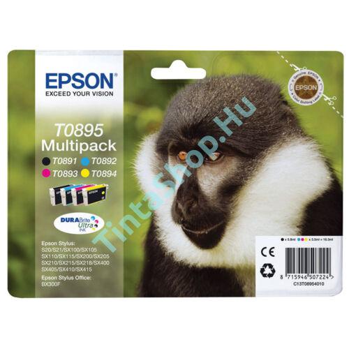 Epson T0895 Multipack eredeti (gyári, új) tintapatron