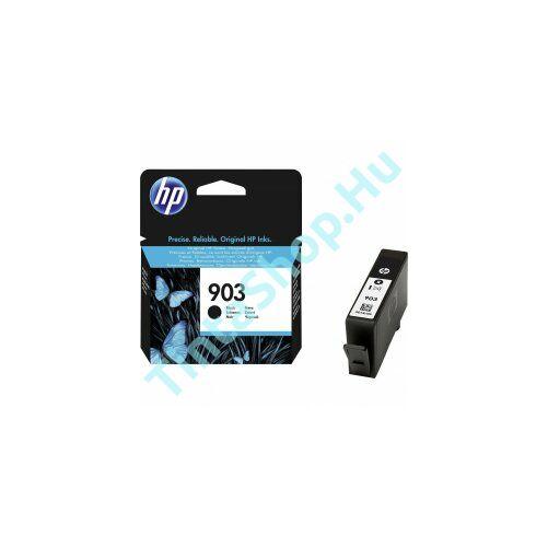 HP T6L99AE (No.903) fekete (BK-Black) eredeti (gyári, új) tintapatron