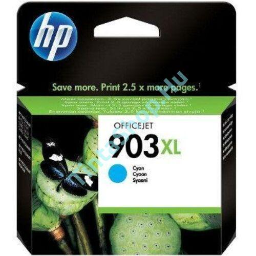 HP T6M03AE (No.903 XL) CY cián kék (CY-Cyan) nagy kapacitású eredeti (gyári, új) tintapatron