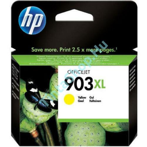 HP T6M11AE (No.903 XL) YL sárga (YL-Yellow) nagy kapacitású eredeti (gyári, új) tintapatron