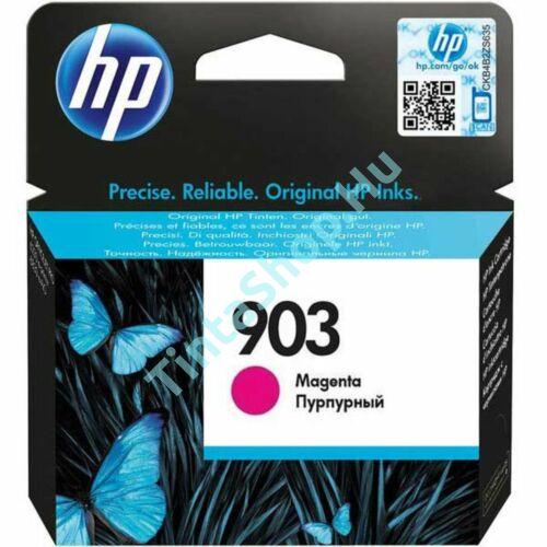 HP T6L91AE (No.903) MG-Magenta bíbor eredeti (gyári, új) tintapatron