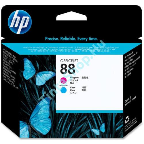 HP C9382A (No.88) CY+MG cián+magenta eredeti (gyári, új) nyomtatófej