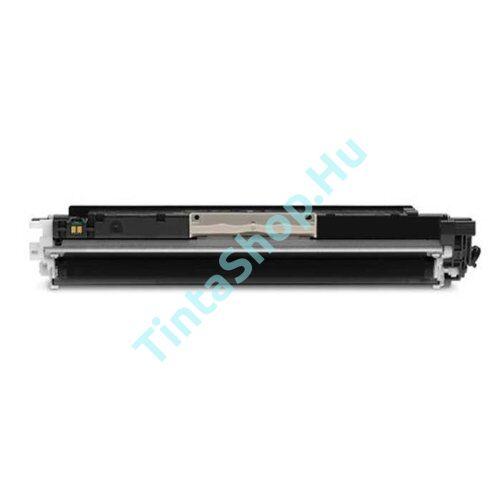 HP CF350A BK (No.130A) fekete (BK-Black) kompatibilis (utángyártott) toner
