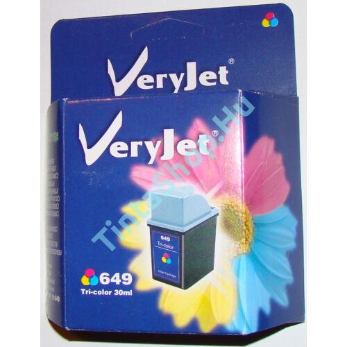 HP 51649A (No.49) C színes (C-Color) nagy kapacitású kompatibilis utángyártott tintapatron