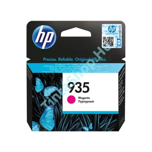 HP C2P21AE (No.935) MG-Magenta bíbor eredeti (gyári, új) tintapatron
